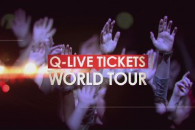 Q-music Live Tickets