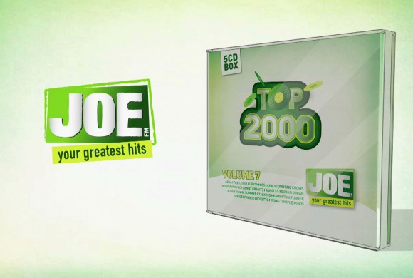 JOE fm Top 2000 CD Volume 7
